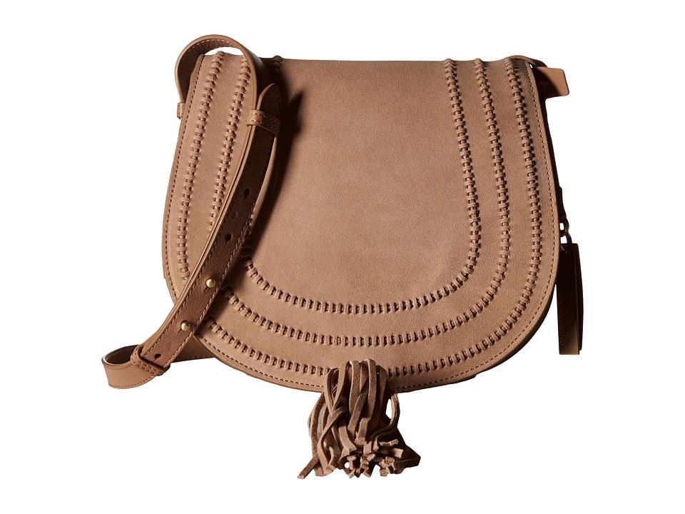 Vince Camuto - Izzi Flap (Mink) Cross Body Handbags