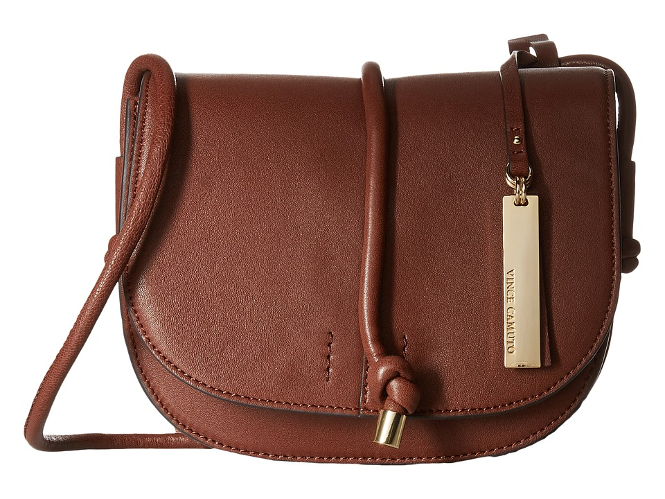 Vince Camuto Sonia Crossbody Rosewood Cross Body Handbags