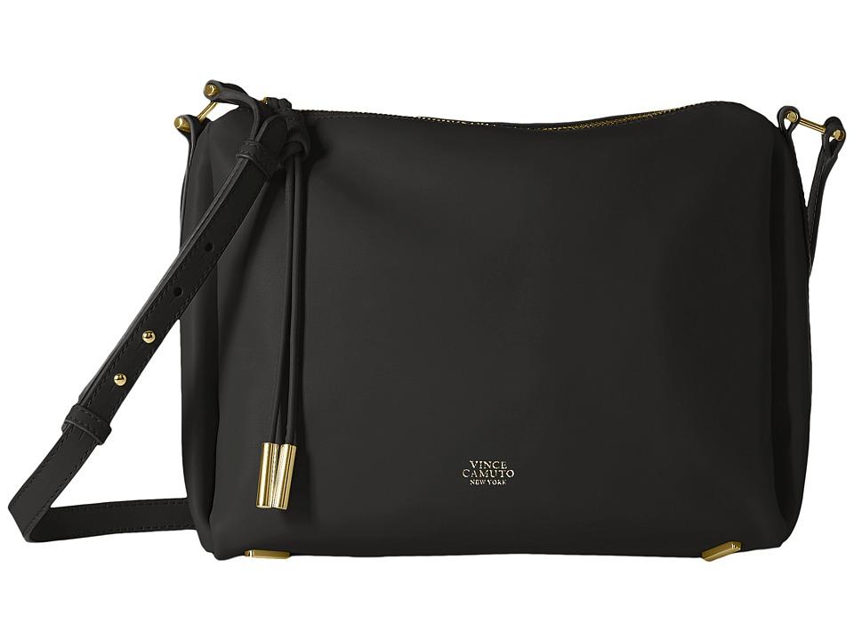 Vince Camuto Josie Crossbody Black Cross Body Handbags