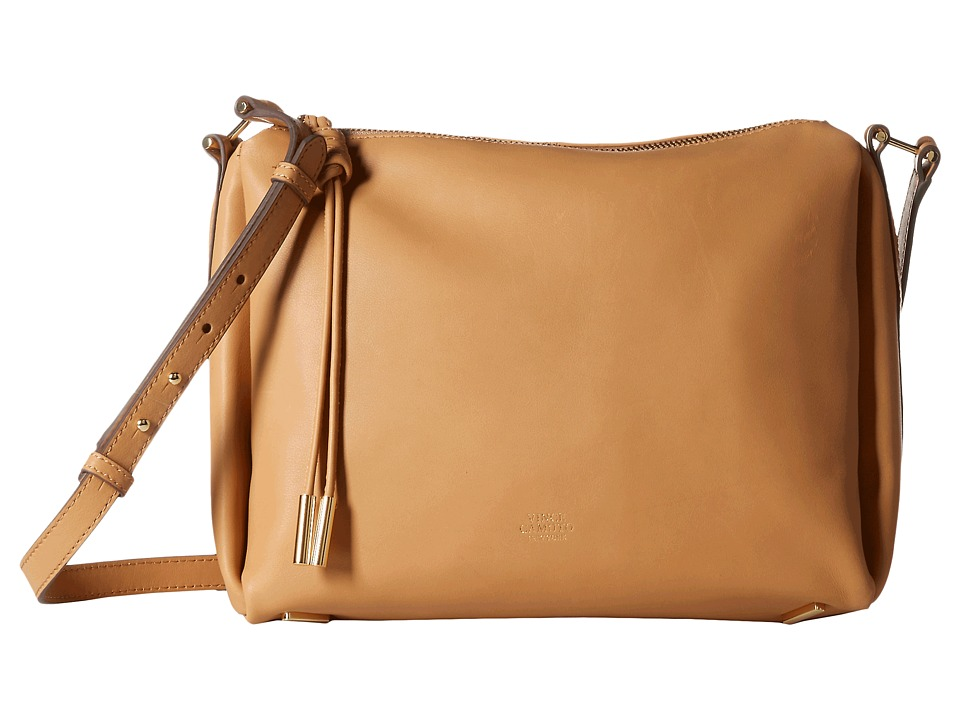 Vince Camuto Josie Crossbody Nude Cross Body Handbags