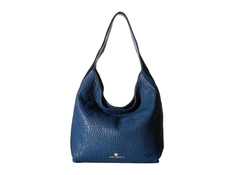 Vince Camuto - Rita Hobo (Navy/Navy) Hobo Handbags