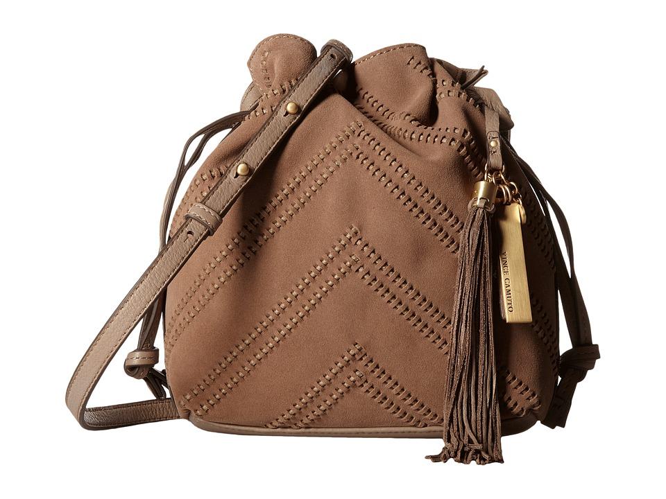 Vince Camuto Nella Crossbody Mink Cross Body Handbags