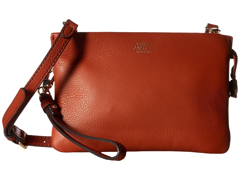 Vince Camuto Cami Crossbody Cajun Spice Cross Body Handbags