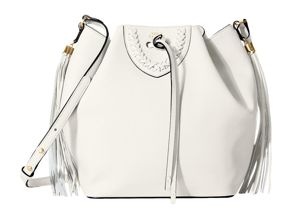 Vince Camuto Amala Crossbody White Asparagus Cross Body Handbags
