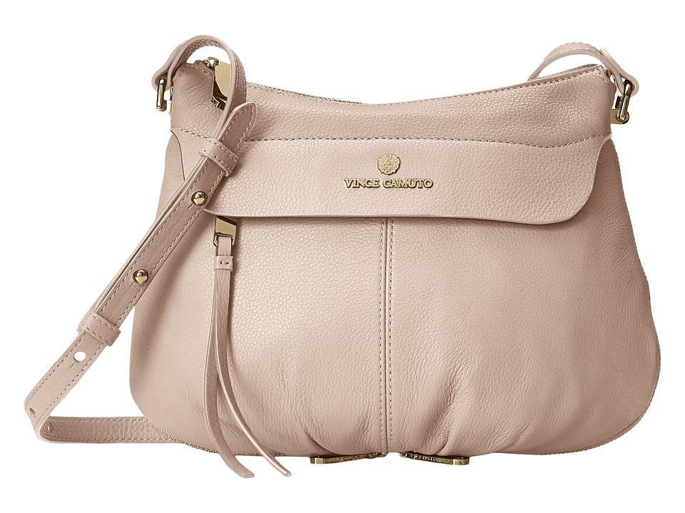 Vince Camuto - Dean Crossbody (Rich Cream) Cross Body Handbags