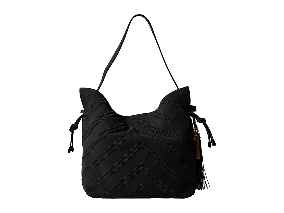 Vince Camuto Nella Hobo Black Hobo Handbags