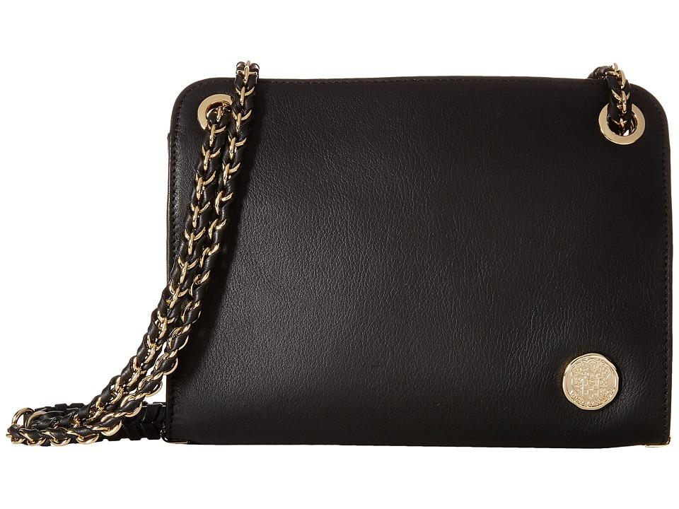 Vince Camuto Jenni Crossbody Black Cross Body Handbags