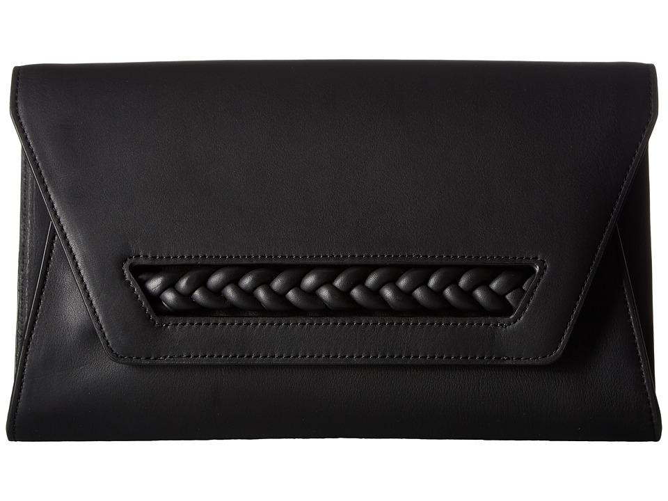 Vince Camuto - Zinya Clutch (Black) Clutch Handbags