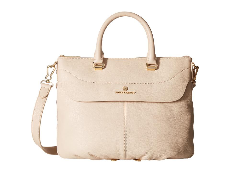 Vince Camuto - Dean Satchel (Rich Cream) Satchel Handbags
