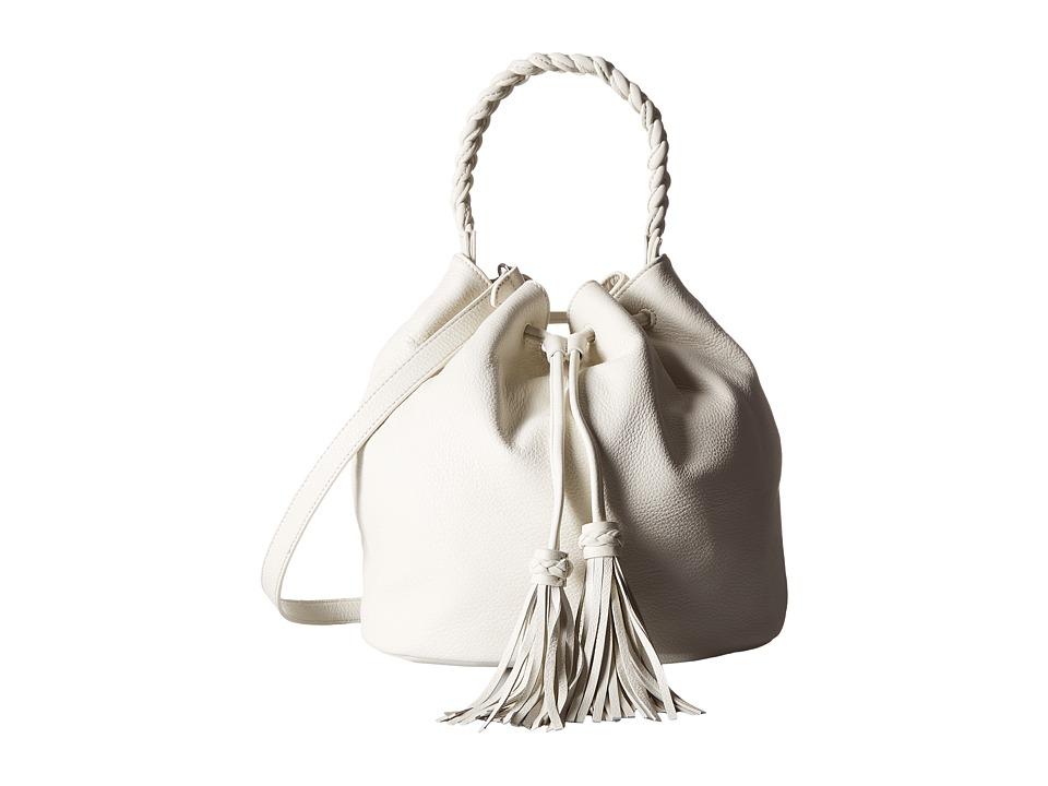 Vince Camuto - Zinya Drawstring (Snow White) Drawstring Handbags