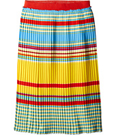 Little Marc Jacobs - Crepe Skirt Stripes Print (Little Kids/Big Kids)