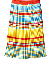 Little Marc Jacobs - Crepe Skirt Stripes Print (Big Kids)