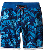 Little Marc Jacobs - Fleece Shorts Jungle Print (Little Kids/Big Kids)