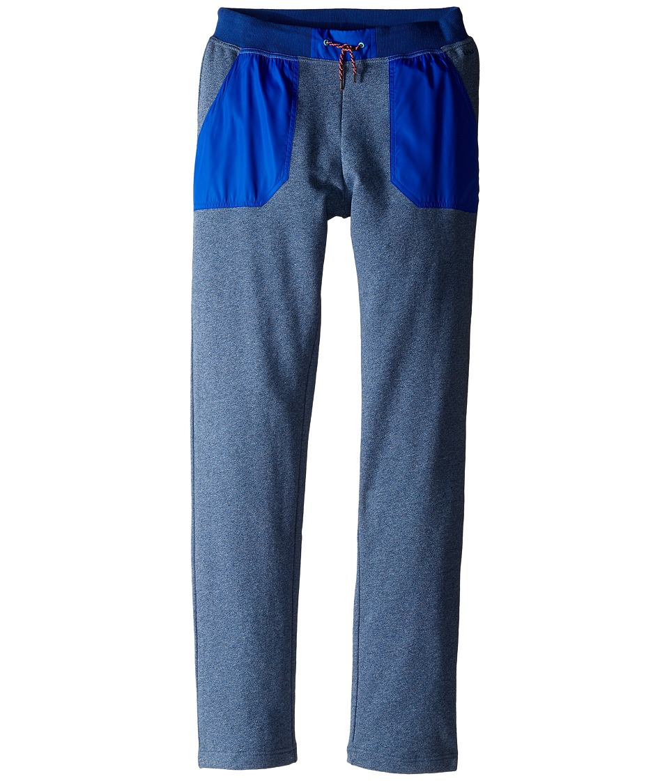 Little Marc Jacobs Trousers Satin Patches Big Kids Medium Blue Boys Casual Pants