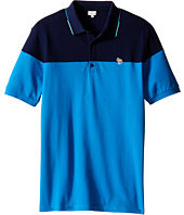 Paul Smith Junior - Pique Polo Shirt (Big Kids)