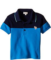 Paul Smith Junior - Pique Polo Shirt (Toddler/Little Kids)