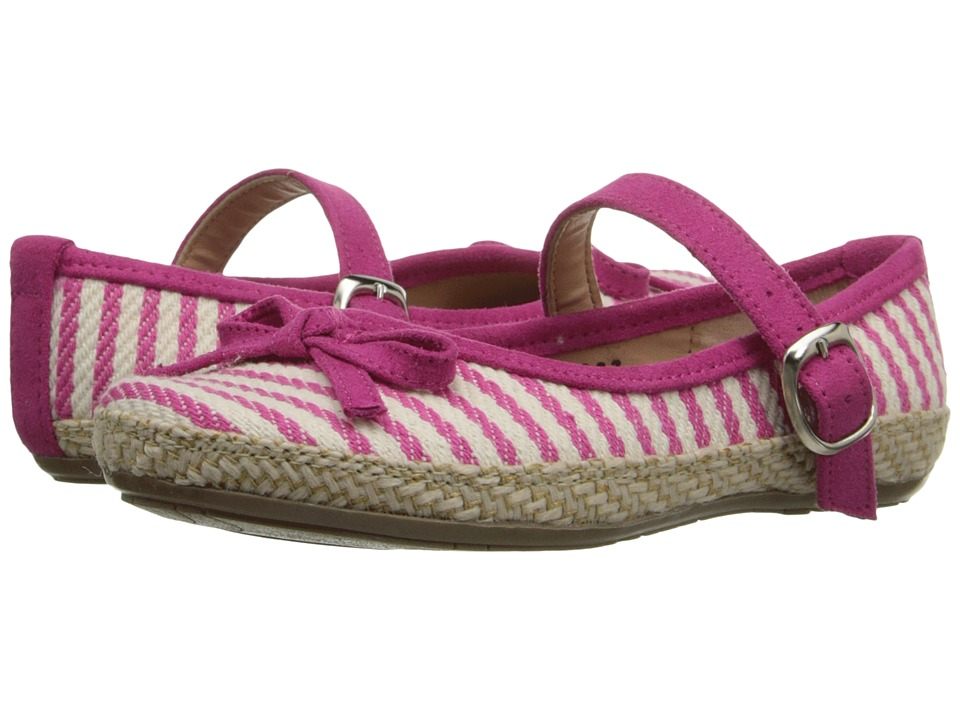 Kid Express Bluebell Toddler/Little Kid Fuchsia Combo Girls Shoes