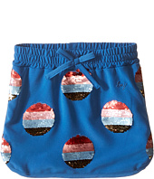 Little Marc Jacobs - Crepe Skirt All Over Sequined (Toddler/Little Kids)