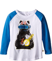 Stella McCartney Kids - Max Bear w/ Banjo Raglan Tee (Infant)