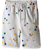 Stella McCartney Kids - Wiley Paint Splatter Knit Shorts (Toddler/Little Kids/Big Kids)