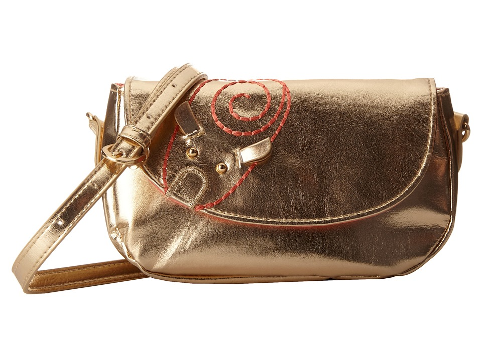 Little Marc Jacobs Handle Bag Gold Handbags
