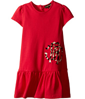 Roberto Cavalli Kids - Short Sleeve Dress w/ Logo Detail (Infant)