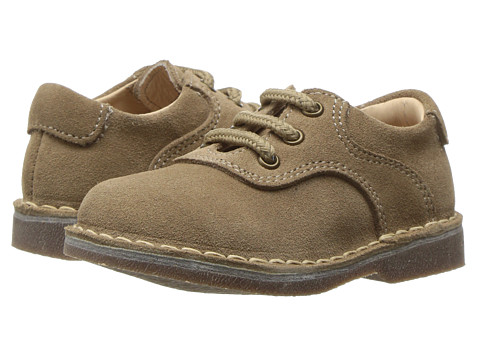 Kid Express Ryan (Toddler/Little Kid/Big Kid) - Tan Suede