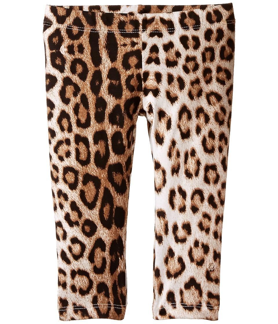 Roberto Cavalli Kids Leopard Leggings Toddler/Little Kids Leopard Girls Casual Pants
