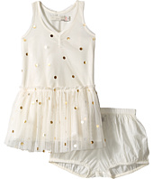 Stella McCartney Kids - Bell Polka Dot Tulle Dress (Infant)