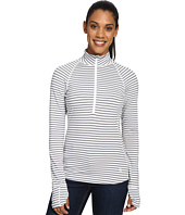 Mountain Hardwear - Butterlicious™ Stripe Long Sleeve 1/2 Zip