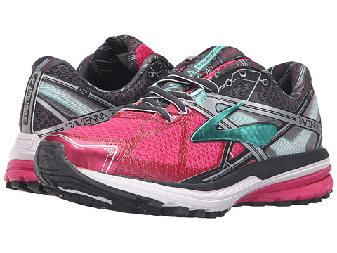 Brooks Ravenna 7 - Fuchsia Purple/Anthracite/Cockatoo