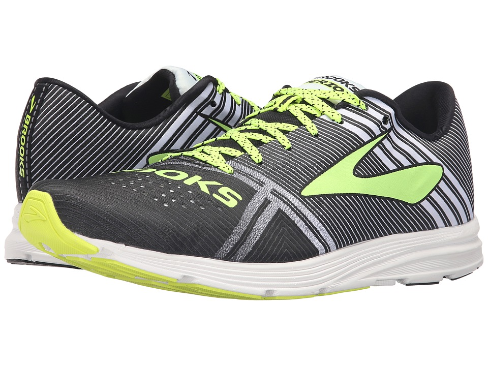 Brooks Hyperion (Black/White/Nightlife) Men