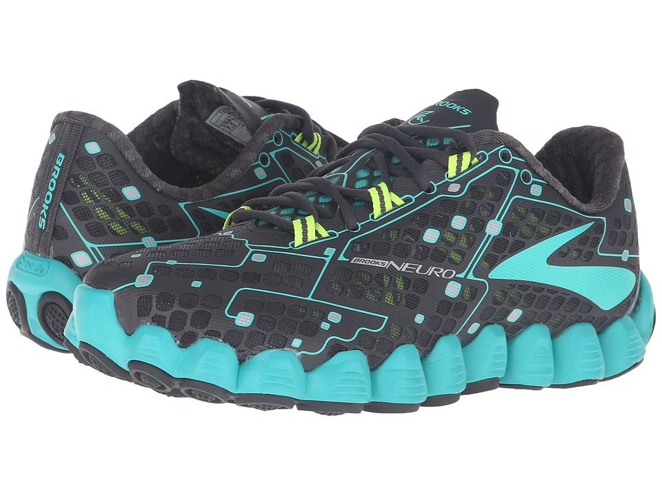Brooks Neuro (Anthracite/Ceramic/Nightlife) Women
