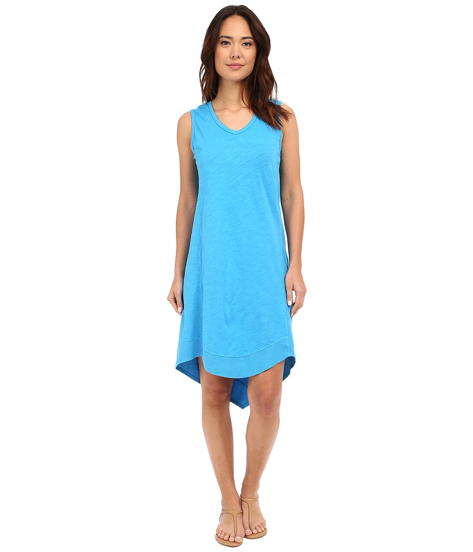 Fresh Produce Hilton Head Tank Dress Marina Blue Womens Dress