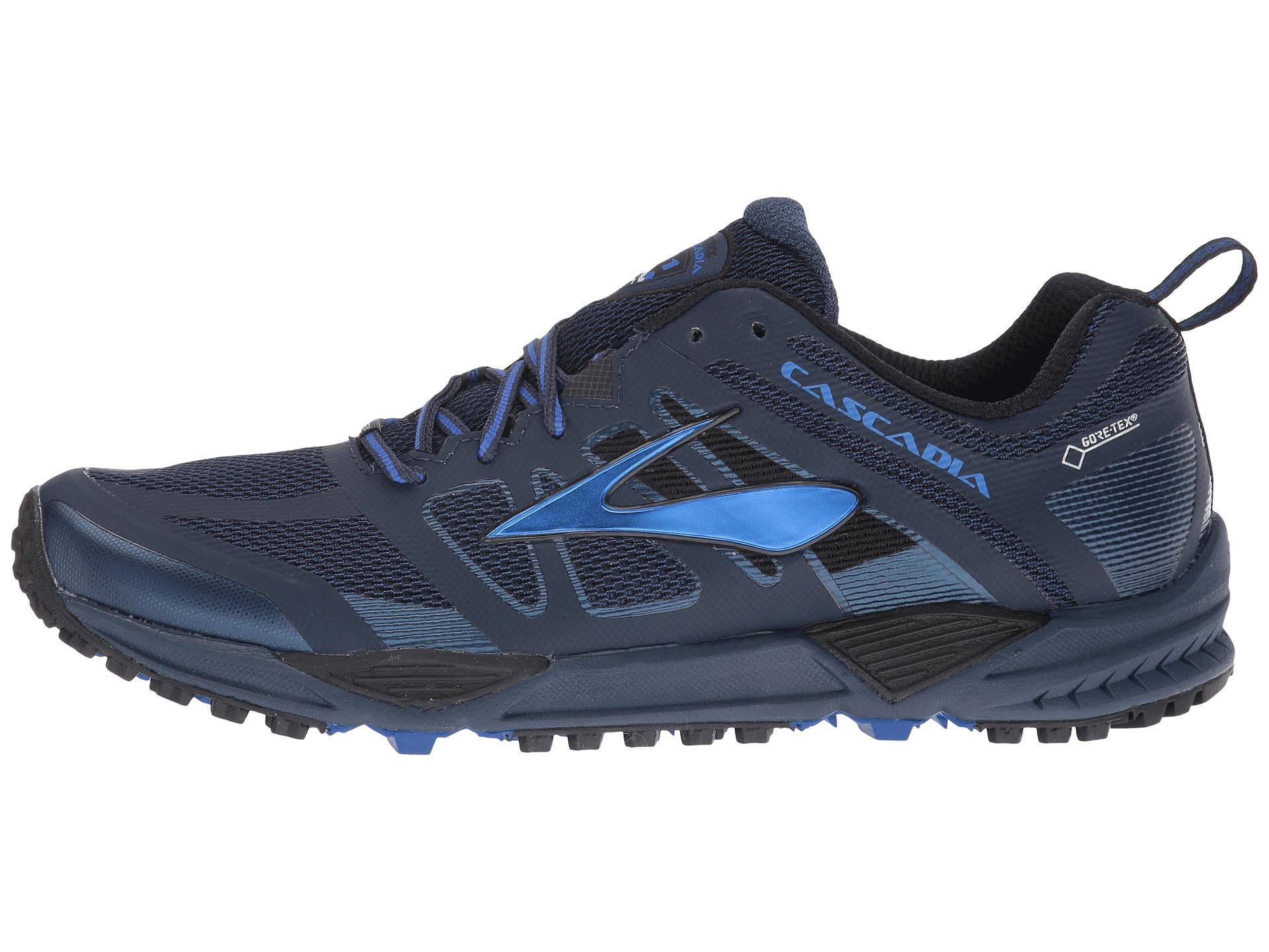 Brooks Cascadia  Gtx Trail Running Shoe Women S Zappos