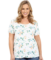 Fresh Produce - Plus Size Paradise Luna Top