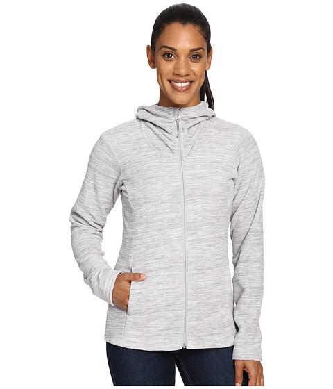 Mountain Hardwear Snowpass™ Fleece Full Zip Hoodie - Heather Steam