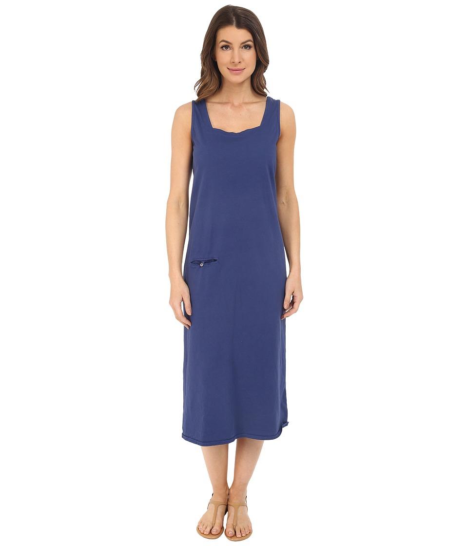 Fresh Produce Square Neck Long Dress Moonlight Womens Dress