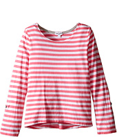 Splendid Littles - Yarn Dye Long Sleeve Stripe Top (Little Kids)