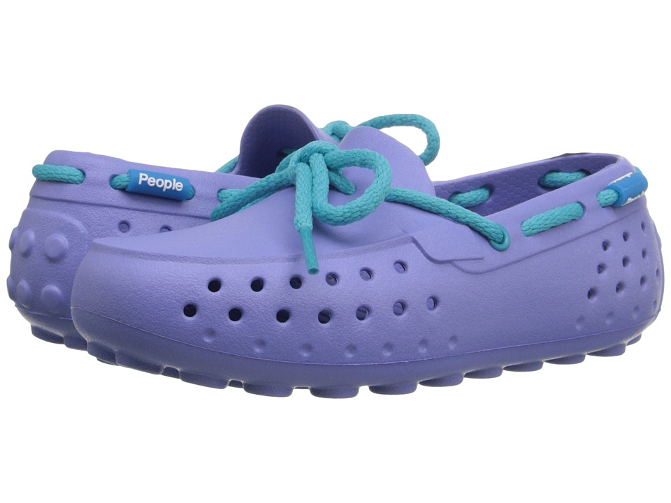 People Footwear Senna Toddler/Little Kid Prism Purple Womens Flat Shoes