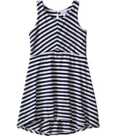 Splendid Littles - Striped V Waist Dress (Little Kids)