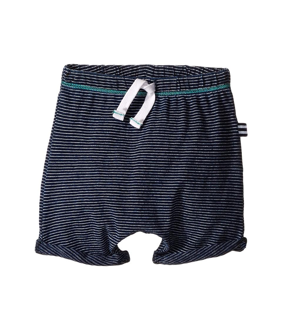 Splendid Littles - Indigo Striped Jogger Shorts