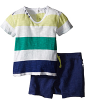 Splendid Littles - Printed Stripe Short Set (Infant)