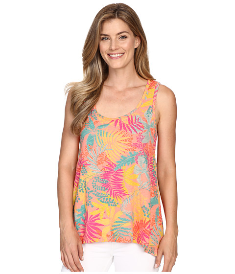 Fresh Produce Vintage Palm Crossback Tank Top