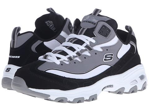 Cross-border:- Skechers D'Lites Mid Women's Shoes