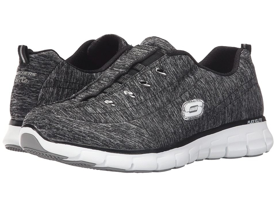 SKECHERS - Synergy - Positive Outcome (Black) Womens Shoes