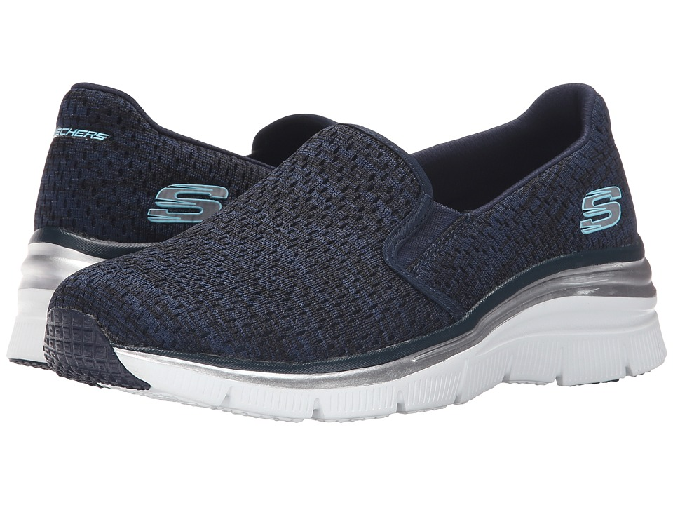 SKECHERS - Fashion Fit (Navy) Womens  Shoes