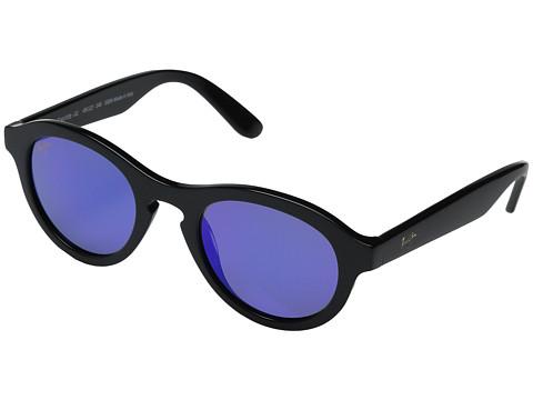 Maui Jim Leia - Gloss Black/Blue Hawaii