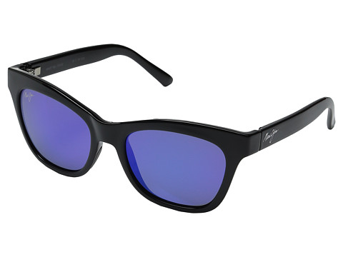 Maui Jim Sweet Leilani - Gloss Black/Blue Hawaii