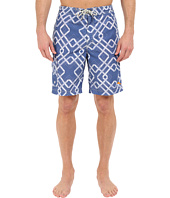 Tommy Bahama - Baja Rockford Tiles 9-inch Swim Trunk
